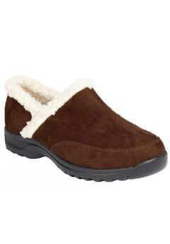 The Dandie Clog by Comfortview®, CHESTNUT