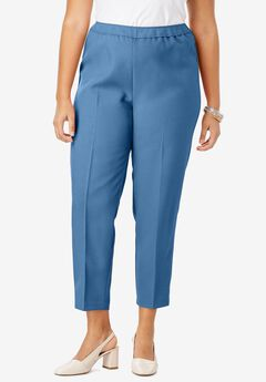 Bend Over® Ankle Pant, DUSTY INDIGO