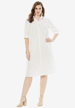 Kate Dress, WHITE, hi-res