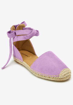 The Shayla Flat by Comfortview®, AMETHYST