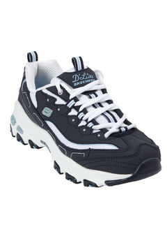 The Biggest Fan Sneaker by Skechers®, NAVY MEDIUM, hi-res