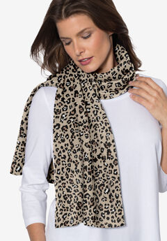 Plush Fleece Scarf,