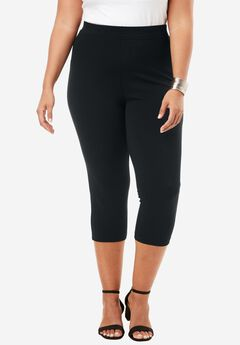 Ultimate Ponte Capri Pant,