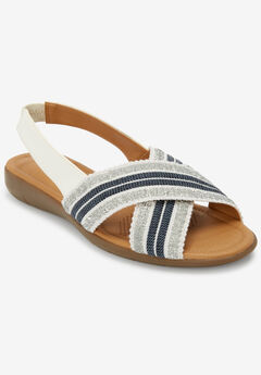 The Emma Sling Sandal by Comfortview®,