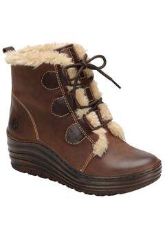 Genova Boots by Bionica, MAHOGANY, hi-res