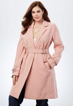 Belted Duster Jacket,