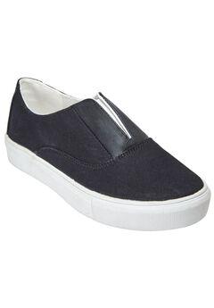 Maisy Sneaker by Comfortview®, BLACK