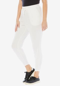 Ruched Joggers,