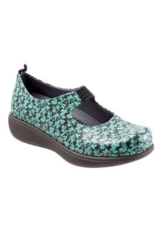 Miranda Slip-Ons by SoftWalk®, BLACK OPAL, hi-res