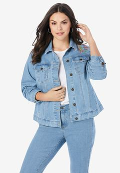 Statement Denim Jacket,