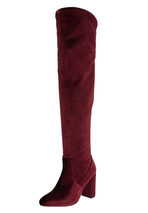 e7ad9353ae24 The Trisha Wide Calf Boot by Comfortview®