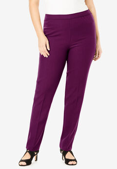 Bend Over® Classic Pant, DARK BERRY