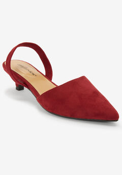 The Katiya Slingback by Comfortview®,