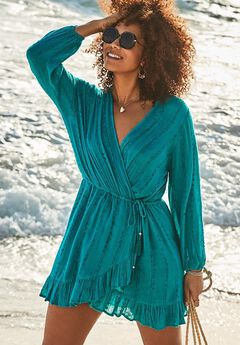Harley Wrap Cover Up Tunic,