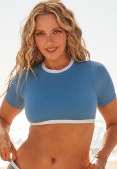 Camille Kostek Scuba Dream Bikini Top,