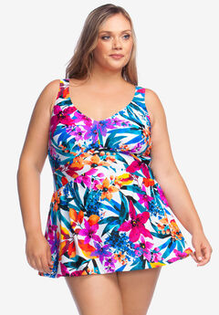 Empire Swimdress by Maxine of Hollywood,