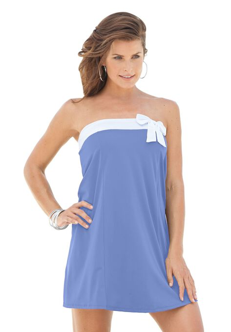 2f1e379581a Side Bow Swimdress