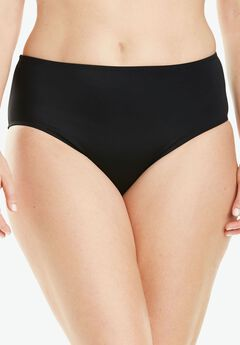 Mid-Rise Swim Briefs,