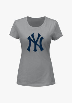 Yankees Scoop Neck Tee,