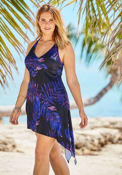 Three-Way Convertible Swimdress,