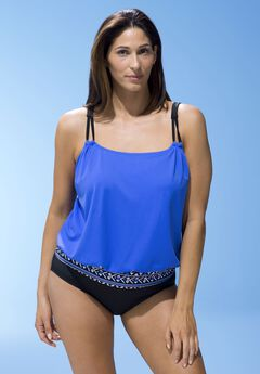 Blouson Swimsuit,