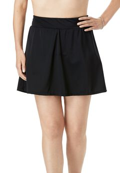 Swim Skort by Trimshaper by Miraclebrand®.,