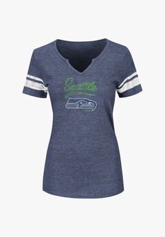49ers Notch Neck Tee,