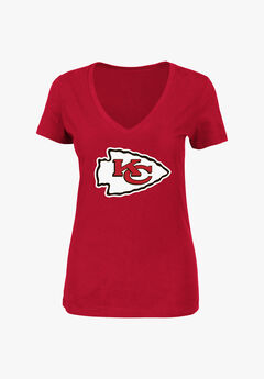 Chiefs Scoop Neck Tee,