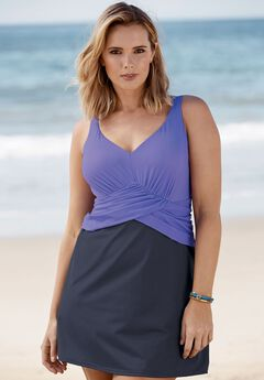 69014e5c105 Plus Size Swim Dresses for Women