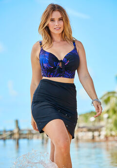 6a599e9c750 Plus Size Bathing Suits & Swimwear for Women | Roaman's
