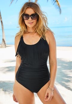 5163625770 Fringe One-Piece.  79.99. 30% off swim