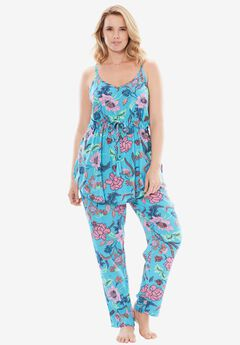 The Late-Night Cami PJ Set by Dreams & Co®,