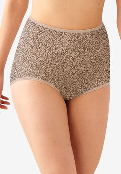 Shaping stretch brief by Bali®, SEXY ANIMAL PRINT, hi-res
