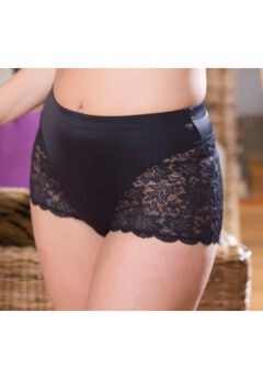 Stretch Lace Cheeky Panty ,