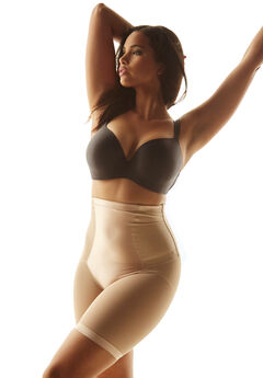 Long leg shaper by Secret Solutions® Curvewear, NUDE, hi-res