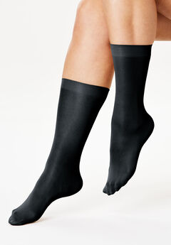 716b90a920492 3-Pack Knee-High Compression Socks by Comfort Choice®