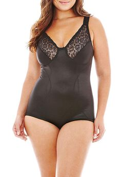 Soft Cup Body Briefer ,