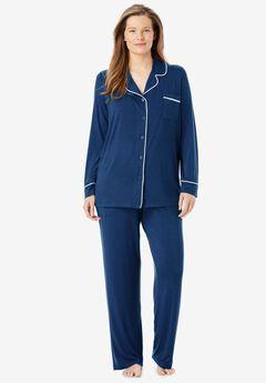 2-Piece Classic Pajama Set By Dreams & Co.®,
