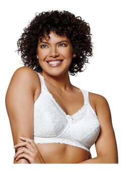 18 Hour Breathable Comfort Lace Bra,