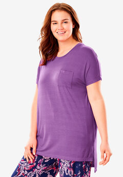 Sweet Dream Mixer Drape Tee by Dreams   Co.® d4e10ad4a