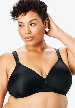 Leading Lady® Brigitte Classic Wirefree Padded T-Shirt Bra #5225,