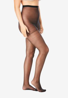 2-Pack Sheer Tights by Comfort Choice®,