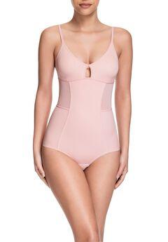Sheer Allure Bodysuit,