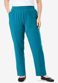 EveryWear Essentials™ Straight Leg Pant,