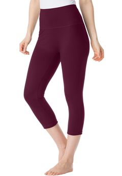 Shaping Capri Leggings by Secret Solutions®,