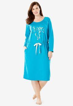 The Sparkle Sleepshirt by Dreams & Co.®,