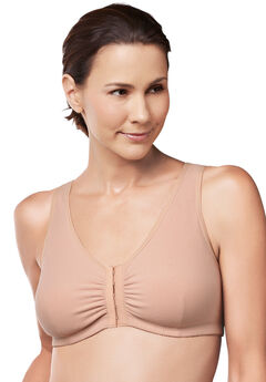 Amoena Frances Post Surgical Bra, NUDE