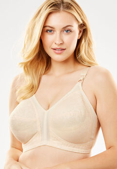 Playtex® 18 Hour Sensational Support Wireless Bra 20/27, BEIGE