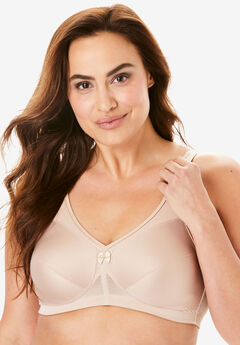 Glamorise® Magic Lift® Medium-Impact Wireless Sport Bra #1005,