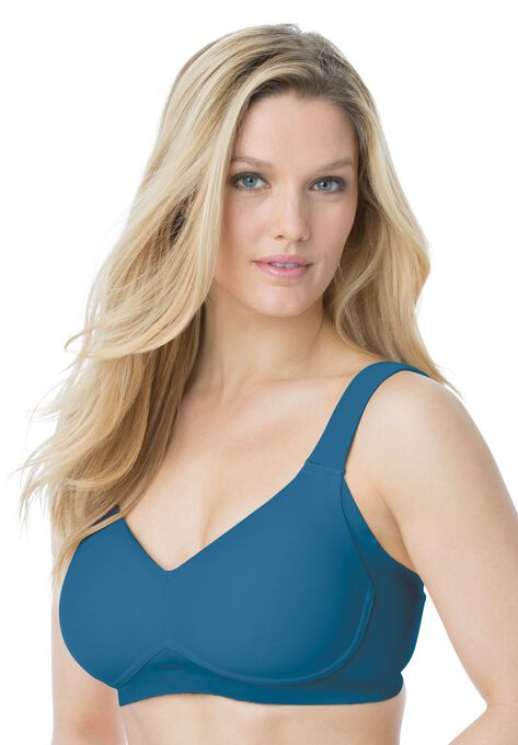 a80b053eb02ae Super side-smoothing wireless T-shirt bra by Comfort Choice®